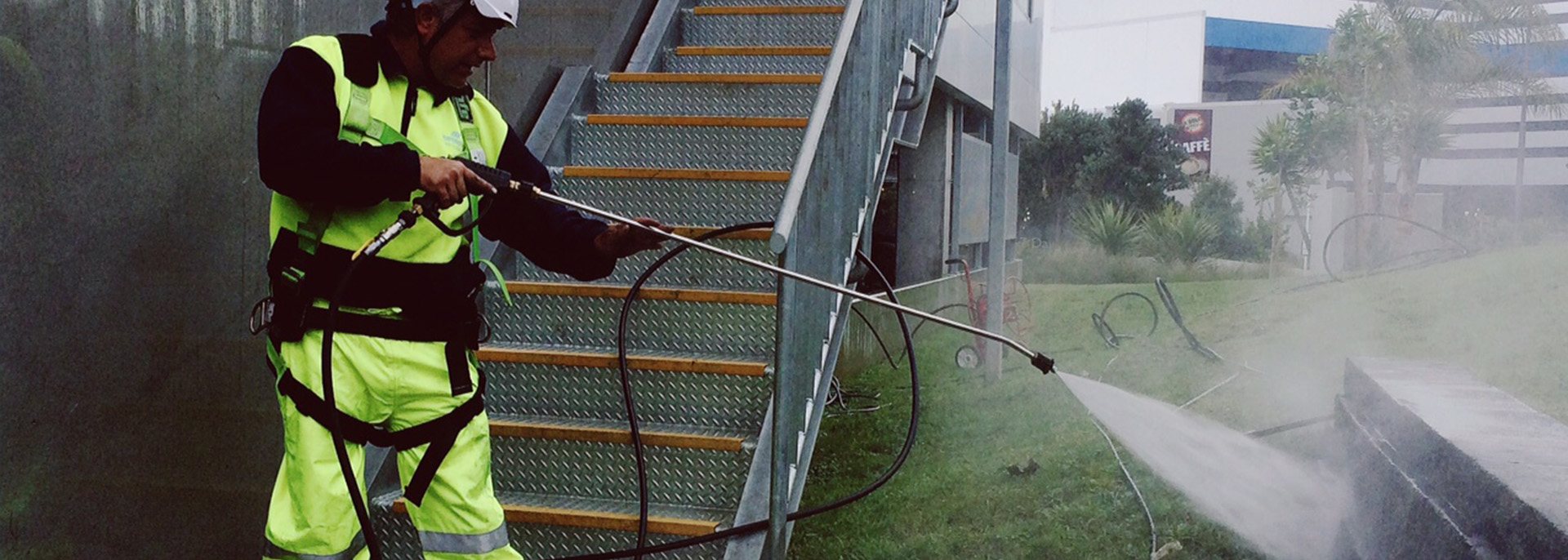 Water Blasting Auckland Company Services Super City